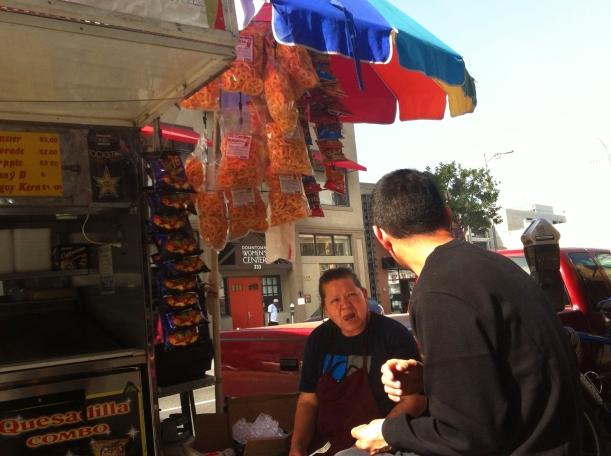 food trucker